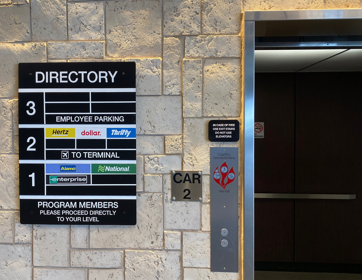 Car rental providers on Maui at OGG airport